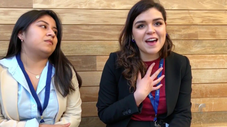 Puertas abiertas para latinas luchadoras en Harvard